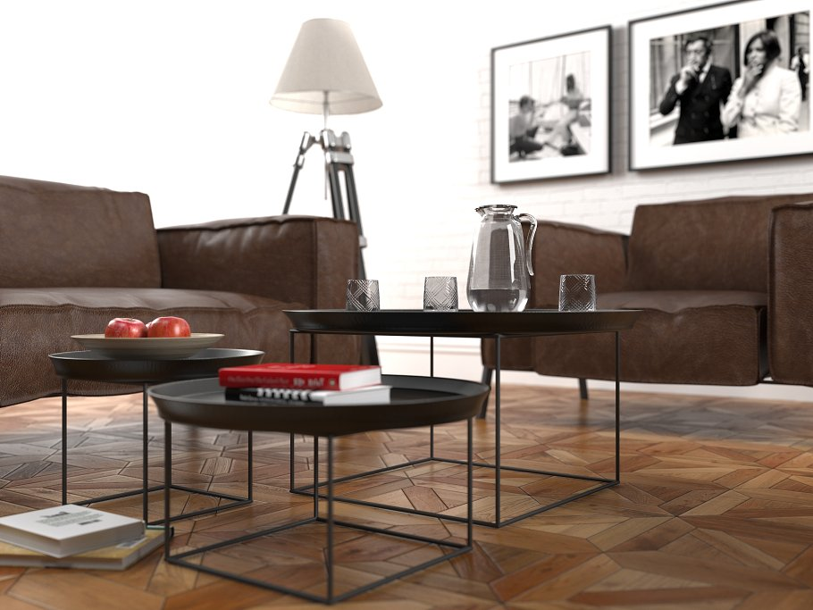 0607 Rolf Benz Basio furniture set