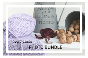 Cozy Winter Mini Photo Bundle