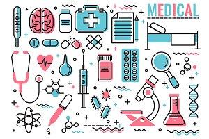 Medicine, science