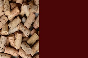 Wine Corks for Wine List