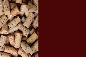 Wine Corks for Wine List