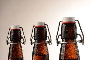 Swing Top Beer Bottles
