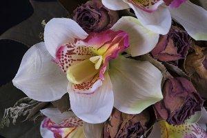 Beautiful artificial flower