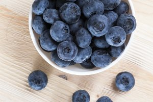 berries blueberries