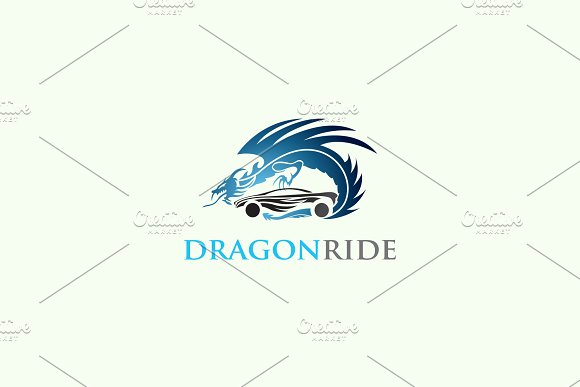 Dragon Ride Logo
