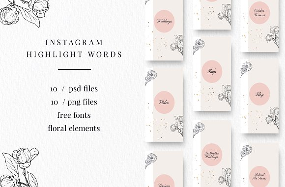 The Ultimate Instagram Bundle in Instagram Templates - product preview 6
