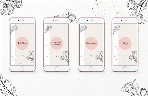 The Ultimate Instagram Bundle in Instagram Templates - product preview 7