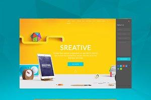 Sreative | Creative Multi-Purpose