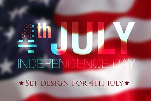 Set design for 4th july