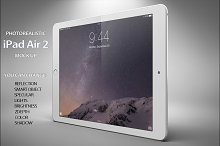 Apple iPad Air 2 Mock Up