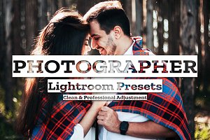 Photographer Lightroom Presets