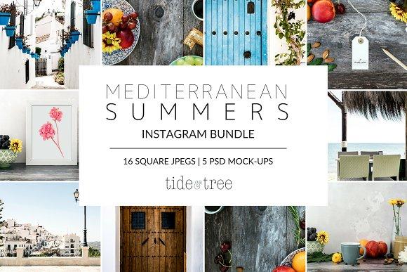 Med Summers | Instagram Bundle