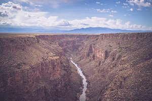 Rio Grande Gorge New Mexico