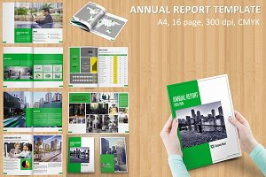 Annual Report template-V115