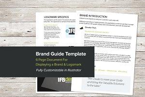 Brand Guide Template