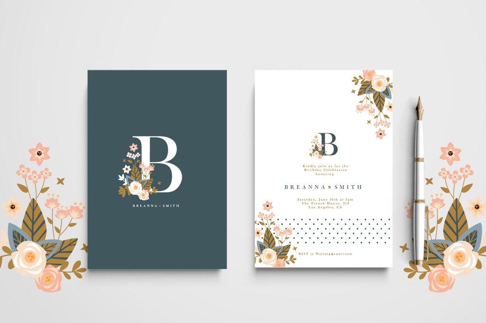 2 CreativeMarket - Paper Goods Bundle – Handpicked Set 2760465