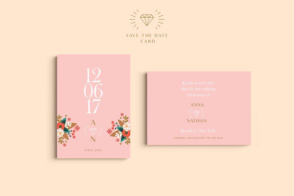 9 CreativeMarket - Paper Goods Bundle – Handpicked Set 2760465