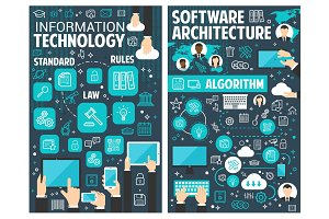 Information technology posters