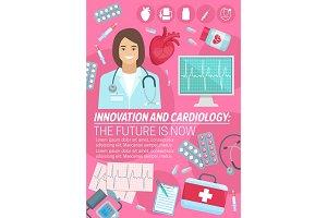Heart cardiology medicine