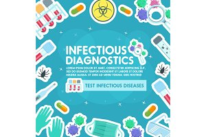 Infection or viral diagnostics