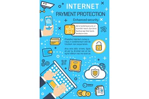 Internet payment protection