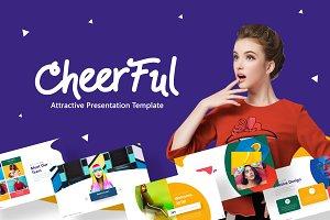 Cheerful - Attractive Powerpoint