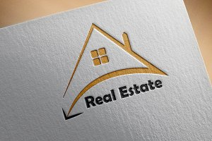Real Estate Business Logo Design