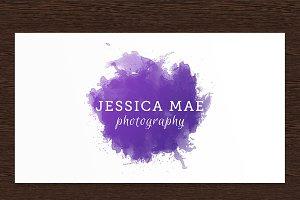 Jessica Mae Photography Logo - PSD