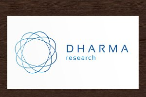 Dharma Research Logo - PSD