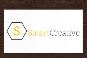 Smart Creative Logo - PSD Template