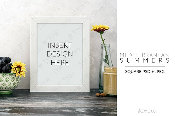 Med Summers | Square No. 6