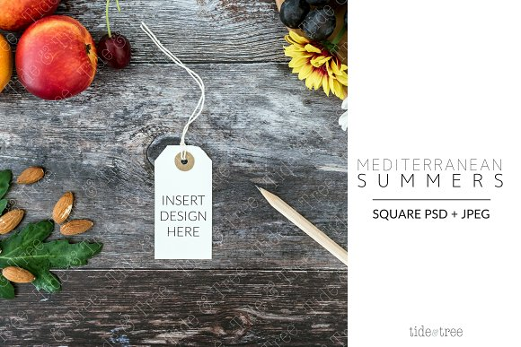 Med Summers | Square No. 8