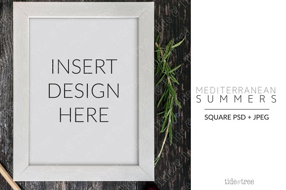 Med Summers | Square No. 4