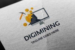 Digital Mining Logo