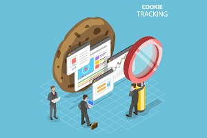 Web cookie tracking