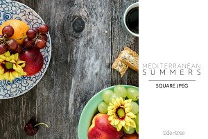 Med Summers | Square No. 3