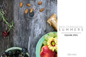 Med Summers | Square No. 2