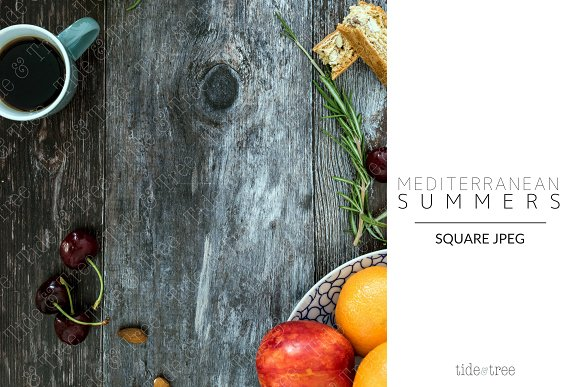 Med Summers | Square No. 5