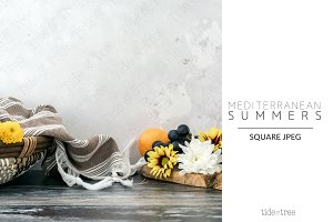 Med Summers | Square No. 7