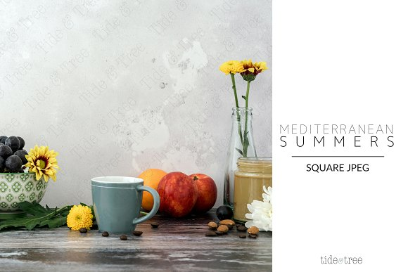 Med Summers | Square No. 9