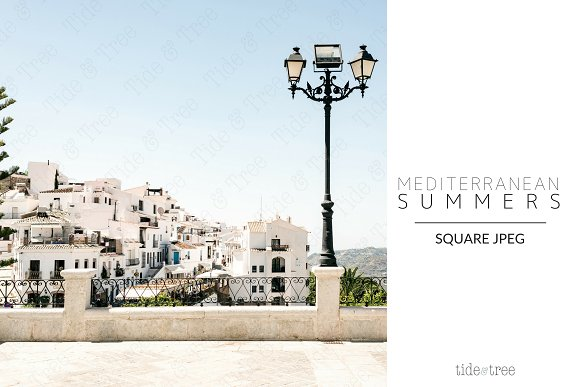 Med Summers | Square No. 16