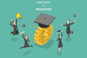 Investment in education