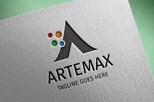 Letter A - Artemax Logo