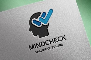 Mind Check Logo
