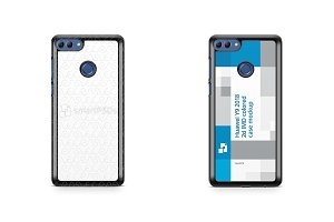 Huawei Y9 2d PC Colored Case Design