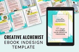 Alchemist Ebook InDesign Template