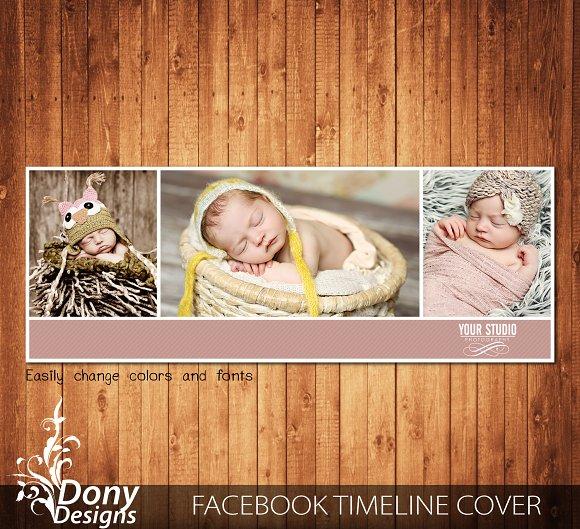 Facebook Cover Timeline Template