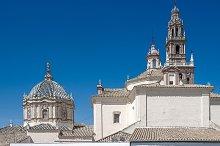 Saint Peter Church. Andalucia