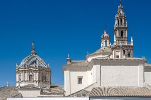 Saint Peter Church. Andalucia