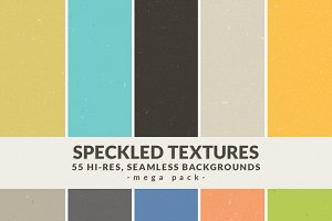Speckled Textures - Mega Pack